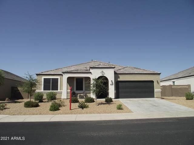 3846 N 306TH Avenue, Buckeye, AZ 85396 (MLS #6301899) :: Elite Home Advisors