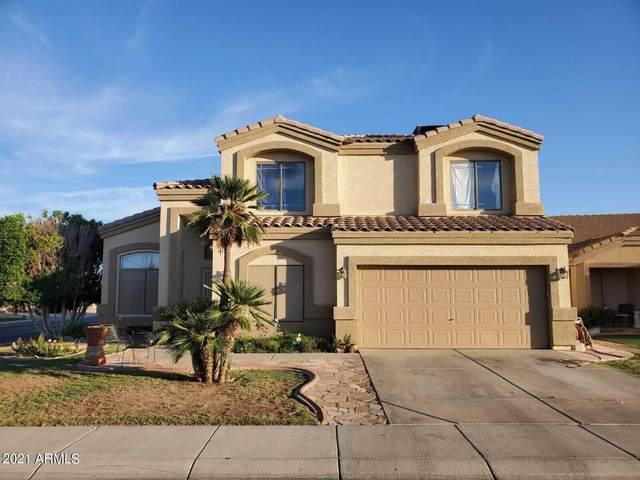 12901 W Gelding Drive, El Mirage, AZ 85335 (MLS #6301906) :: Elite Home Advisors