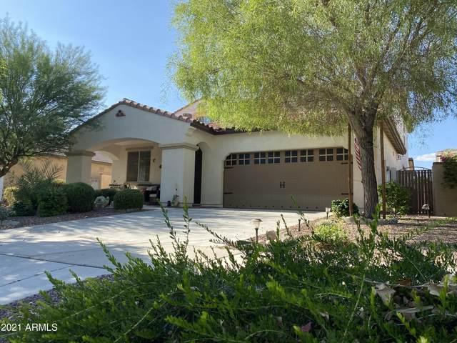 20906 W Stone Hill Road, Buckeye, AZ 85396 (MLS #6301908) :: Elite Home Advisors