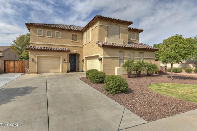 1706 N 113th Avenue, Avondale, AZ 85392 (MLS #6301930) :: Klaus Team Real Estate Solutions