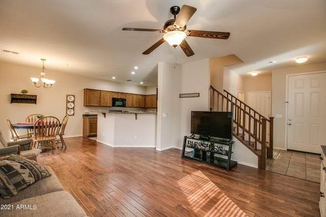 1265 S Aaron #265, Mesa, AZ 85209 (MLS #6301956) :: Elite Home Advisors