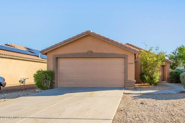 12409 W Surrey Avenue, El Mirage, AZ 85335 (MLS #6301961) :: Yost Realty Group at RE/MAX Casa Grande