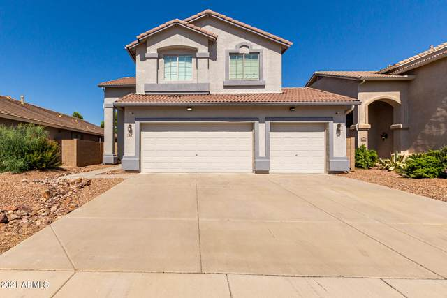 2042 W Goldmine Mountain Drive, Queen Creek, AZ 85142 (MLS #6301965) :: Dijkstra & Co.