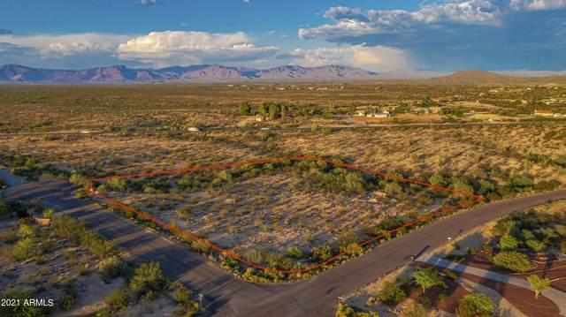 21500 W Vista Royale Drive, Wickenburg, AZ 85390 (MLS #6301966) :: Long Realty West Valley