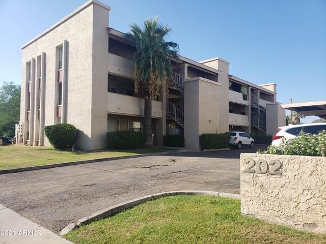 202 E Ruth Avenue #6, Phoenix, AZ 85020 (MLS #6301980) :: Yost Realty Group at RE/MAX Casa Grande