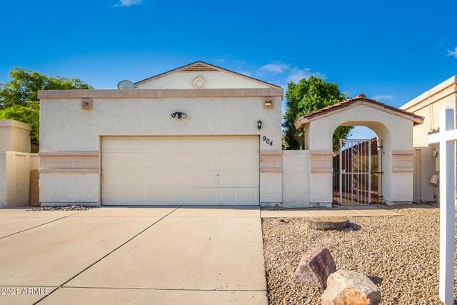 904 E Escuda Drive, Phoenix, AZ 85024 (MLS #6301982) :: Elite Home Advisors