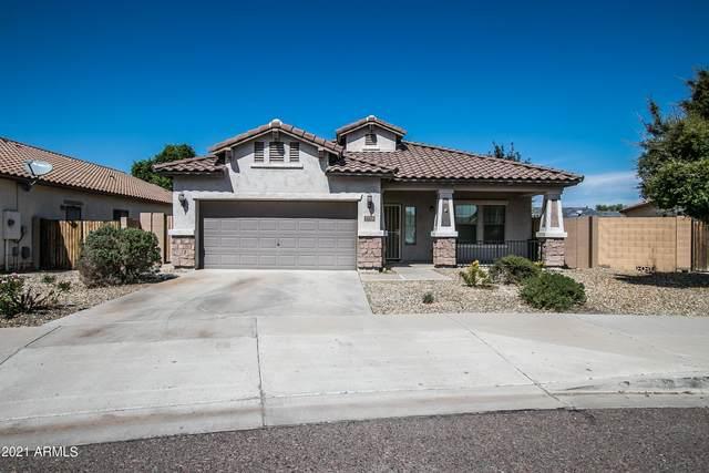 5718 W Ardmore Road, Laveen, AZ 85339 (MLS #6302009) :: Hurtado Homes Group