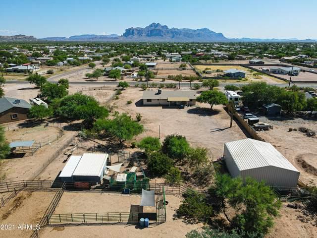 932 N Meridian Road, Apache Junction, AZ 85120 (MLS #6302010) :: The Daniel Montez Real Estate Group