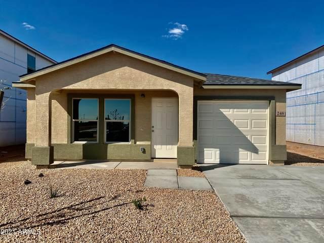 248 W Dewey Avenue, Coolidge, AZ 85128 (MLS #6302022) :: Hurtado Homes Group