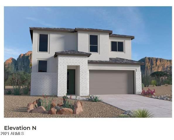 40927 W Sunland Drive, Maricopa, AZ 85138 (MLS #6302054) :: Elite Home Advisors