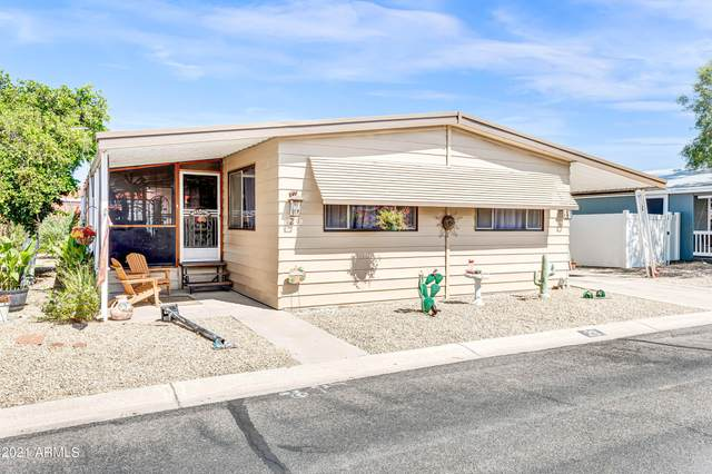 11411 N 91st Avenue #29, Peoria, AZ 85345 (MLS #6302059) :: Elite Home Advisors