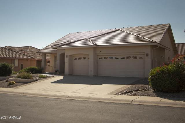 2464 Coral Brooke Drive, Sierra Vista, AZ 85650 (MLS #6302061) :: Elite Home Advisors