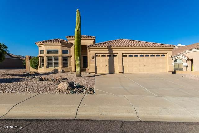 1334 E Redwood Lane, Phoenix, AZ 85048 (MLS #6302071) :: Elite Home Advisors