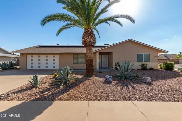 13315 W Shadow Hills Drive, Sun City West, AZ 85375 (MLS #6302097) :: Long Realty West Valley