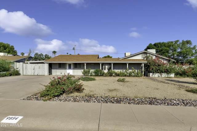 9854 N 29TH Street, Phoenix, AZ 85028 (MLS #6302114) :: Elite Home Advisors