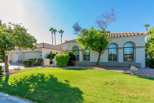 1724 W Blue Ridge Way, Chandler, AZ 85248 (MLS #6302125) :: Elite Home Advisors