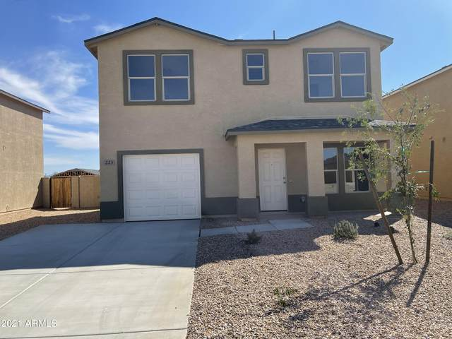 223 W Taylor Avenue, Coolidge, AZ 85128 (MLS #6302127) :: Yost Realty Group at RE/MAX Casa Grande