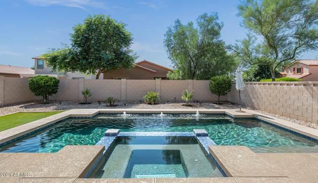 10825 W El Cortez Place, Peoria, AZ 85383 (MLS #6302179) :: Elite Home Advisors