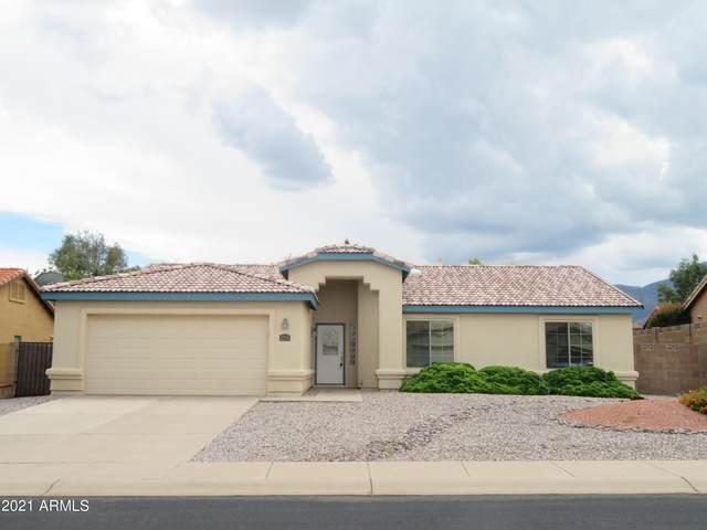 3358 Plaza De Lanza, Sierra Vista, AZ 85650 (MLS #6302193) :: The Daniel Montez Real Estate Group