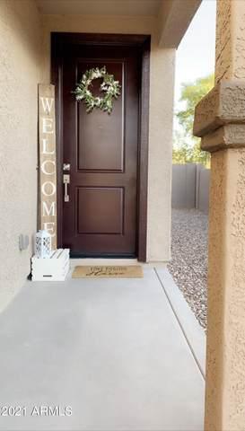 25541 W Milada Drive, Buckeye, AZ 85326 (MLS #6302206) :: Elite Home Advisors