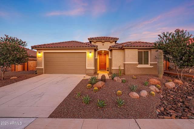 21241 N 260TH Drive, Buckeye, AZ 85396 (MLS #6302212) :: Elite Home Advisors