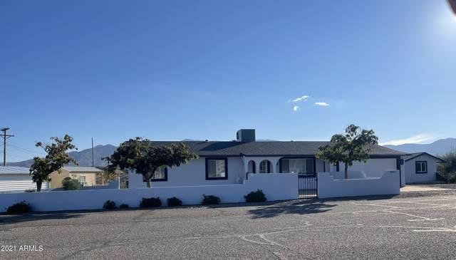 1250 E Montecito Drive, Globe, AZ 85501 (MLS #6302215) :: Elite Home Advisors