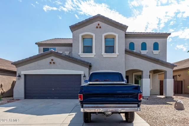1689 W Vineyard Plains Drive, Queen Creek, AZ 85142 (MLS #6302221) :: The Garcia Group
