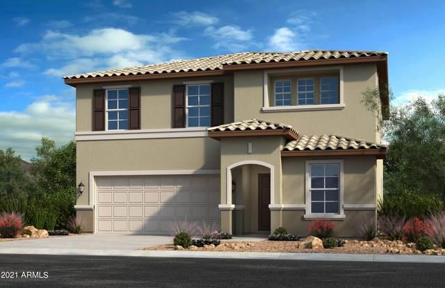 18284 N Toledo Avenue, Maricopa, AZ 85138 (MLS #6302228) :: Elite Home Advisors