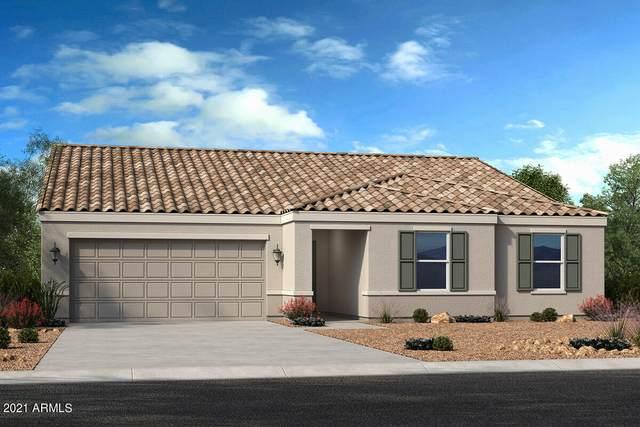 1536 E Desert Breeze Drive, Casa Grande, AZ 85122 (MLS #6302230) :: Elite Home Advisors