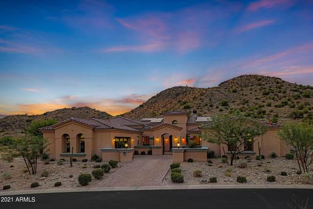 3446 N Mountain Cove Place, Buckeye, AZ 85396 (MLS #6302231) :: The Ellens Team