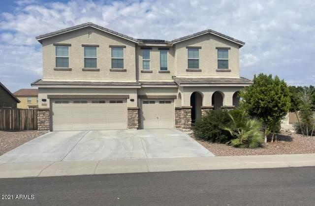 18320 W Turquoise Avenue, Waddell, AZ 85355 (MLS #6302237) :: The Bole Group | eXp Realty
