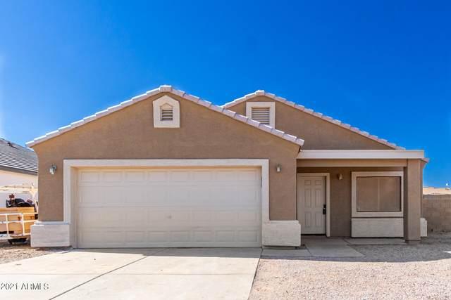 14804 S Padres Road, Arizona City, AZ 85123 (MLS #6302245) :: The Garcia Group