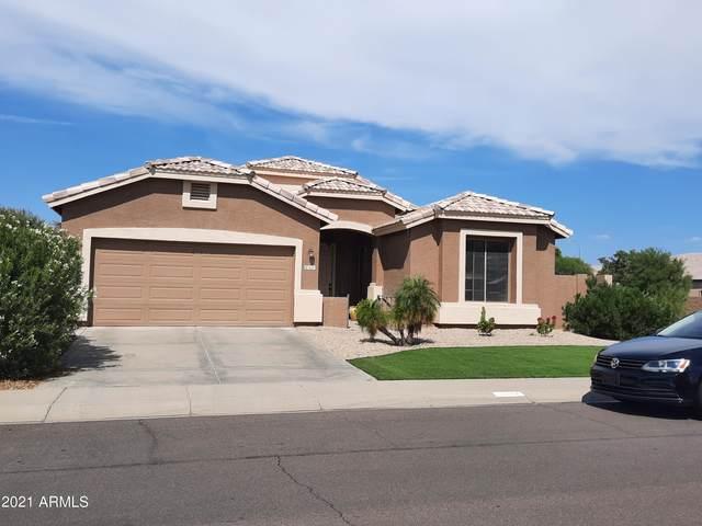 1624 E Aloe Place, Chandler, AZ 85286 (MLS #6302250) :: Elite Home Advisors