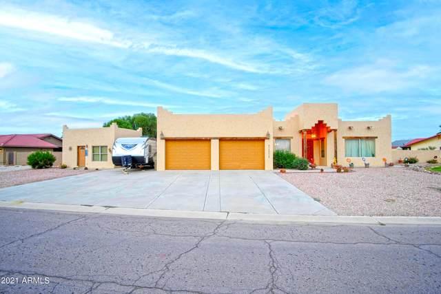 14803 S Merion Drive, Arizona City, AZ 85123 (MLS #6302290) :: Yost Realty Group at RE/MAX Casa Grande