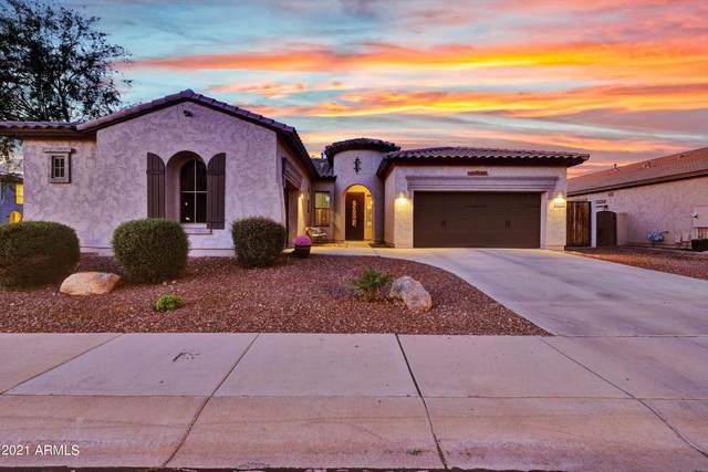 9154 W Buckhorn Trail, Peoria, AZ 85383 (MLS #6302321) :: Klaus Team Real Estate Solutions