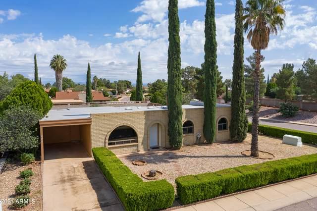1425 Calle Amable, Sierra Vista, AZ 85635 (MLS #6302322) :: Hurtado Homes Group