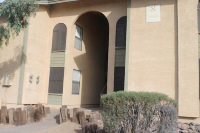 5236 W Peoria Avenue #143, Glendale, AZ 85302 (MLS #6302341) :: The Daniel Montez Real Estate Group