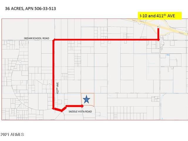 423xx W Saddle Vista Road, Tonopah, AZ 85354 (MLS #6302348) :: Fred Delgado Real Estate Group