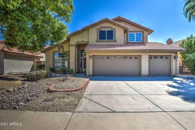 3845 E Windsong Drive, Phoenix, AZ 85048 (MLS #6302350) :: Elite Home Advisors
