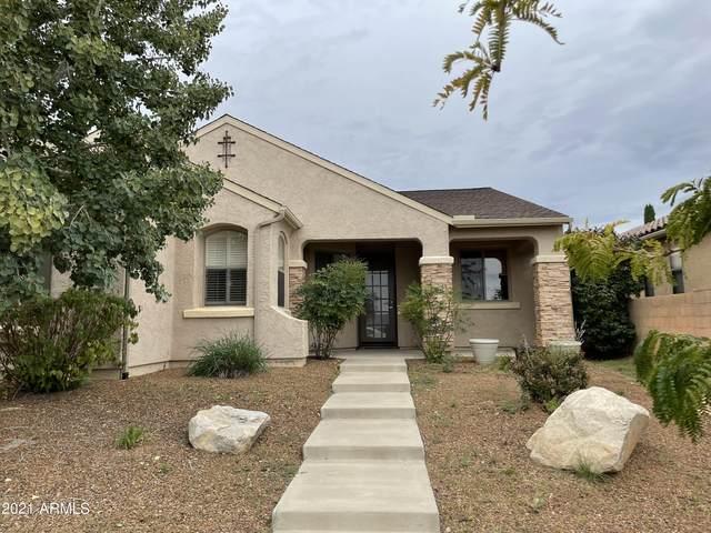 1366 N Goose Flat Way, Prescott Valley, AZ 86314 (MLS #6302368) :: Elite Home Advisors