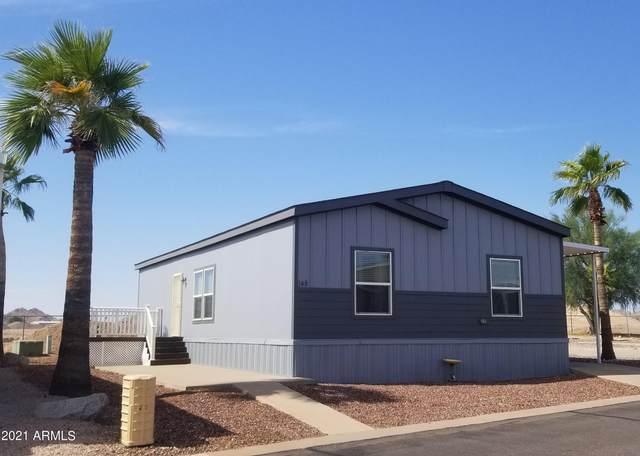 2000 S Apache Road #148, Buckeye, AZ 85326 (MLS #6302370) :: Yost Realty Group at RE/MAX Casa Grande