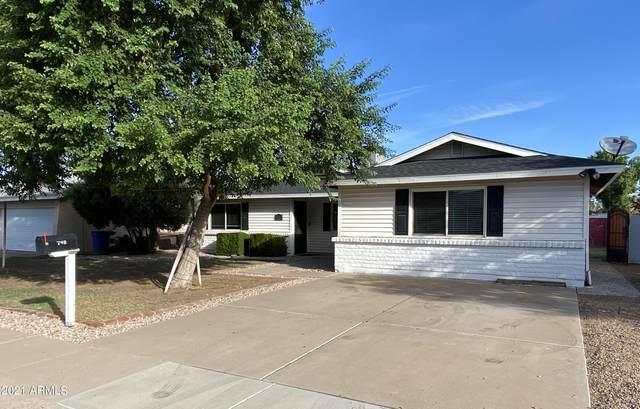 748 W Park Avenue, Chandler, AZ 85225 (MLS #6302409) :: The Daniel Montez Real Estate Group
