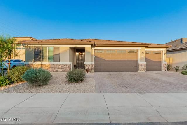3615 S 78TH Drive, Phoenix, AZ 85043 (MLS #6302416) :: Yost Realty Group at RE/MAX Casa Grande