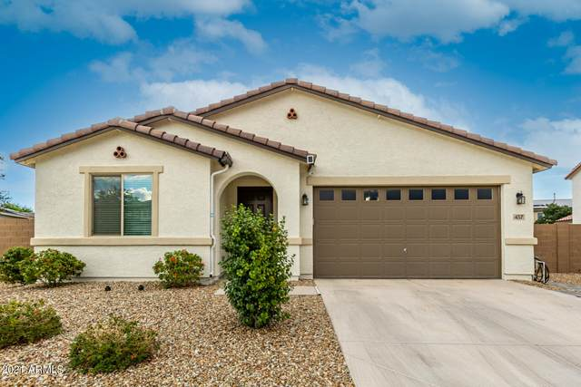 437 S 177TH Avenue, Goodyear, AZ 85338 (MLS #6302418) :: Hurtado Homes Group