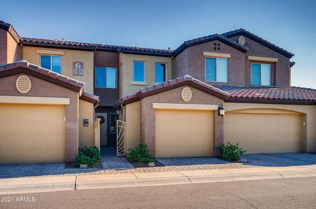 250 W Queen Creek Road #218, Chandler, AZ 85248 (MLS #6302437) :: Zolin Group