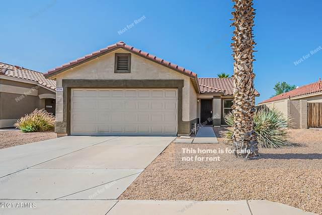 2734 S Shelby, Mesa, AZ 85209 (MLS #6302442) :: Elite Home Advisors