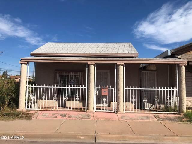 240 E 16th Street, Douglas, AZ 85607 (MLS #6302451) :: Elite Home Advisors