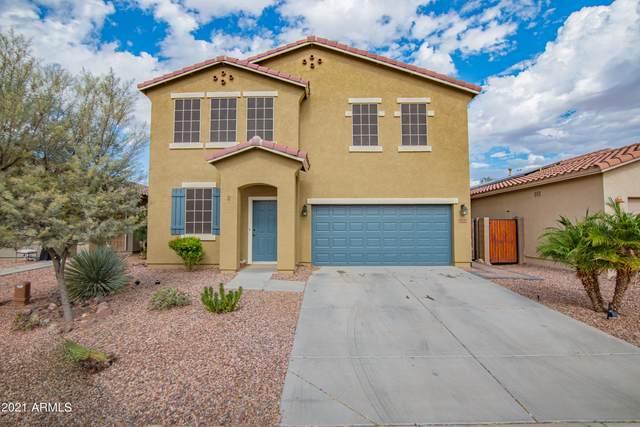 19218 N Ventana Lane, Maricopa, AZ 85138 (MLS #6302478) :: Klaus Team Real Estate Solutions
