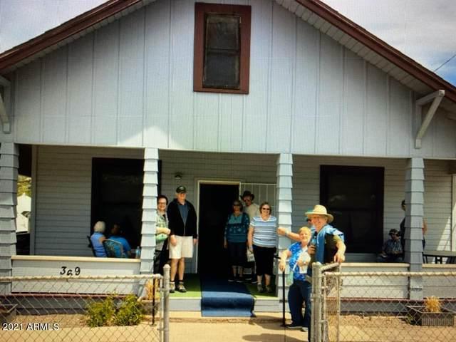 369 S Sutherland Street, Globe, AZ 85501 (MLS #6302513) :: Elite Home Advisors