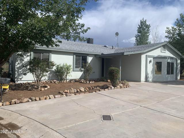 108 Buckskin Drive, Huachuca City, AZ 85616 (MLS #6302519) :: Elite Home Advisors